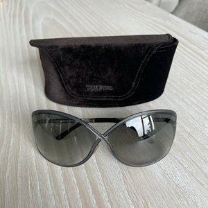 Tom Ford Rickie Crossover Sunglasses TF179